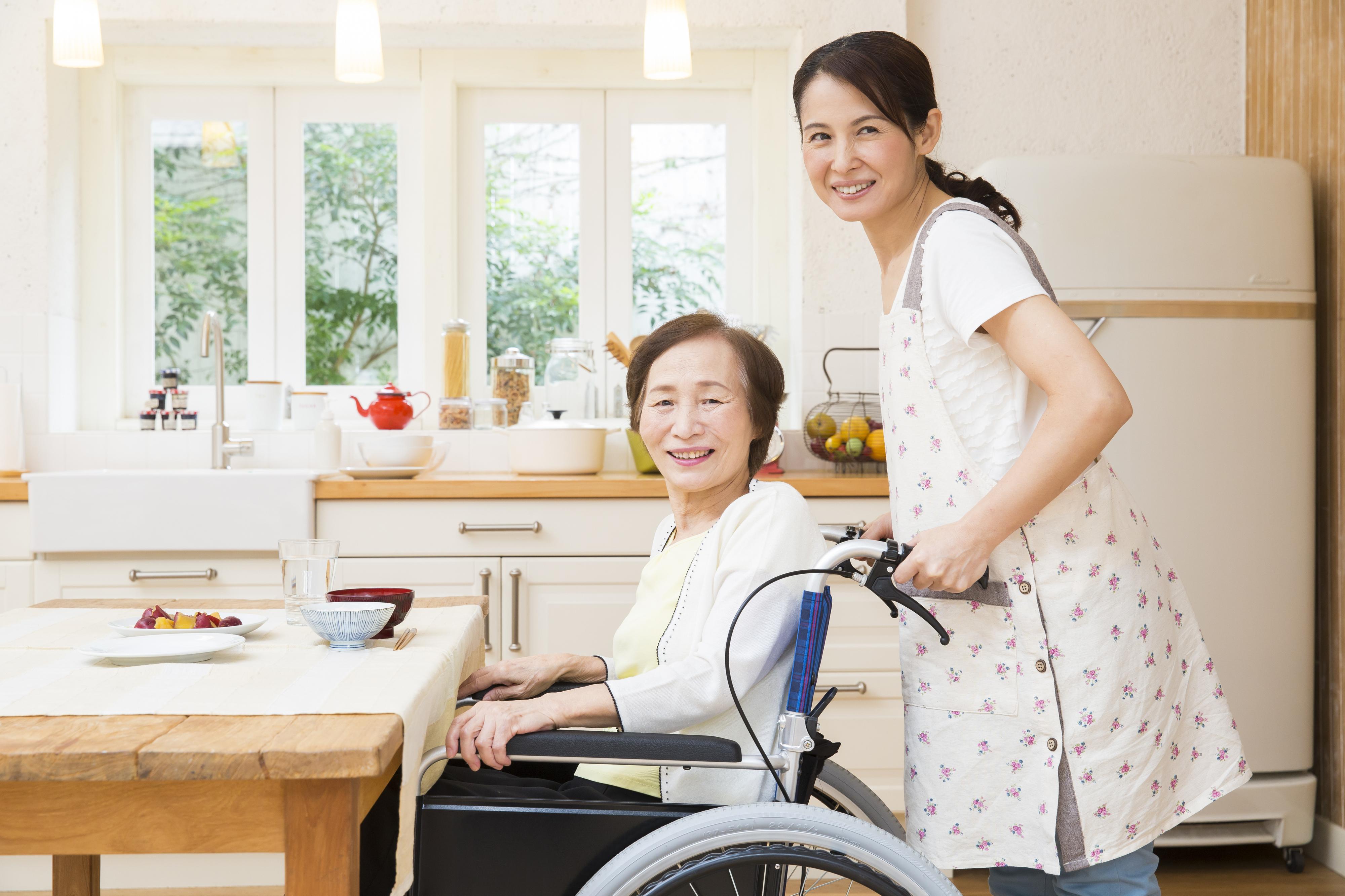 介護とバリアフリーリフォーム、補助金について