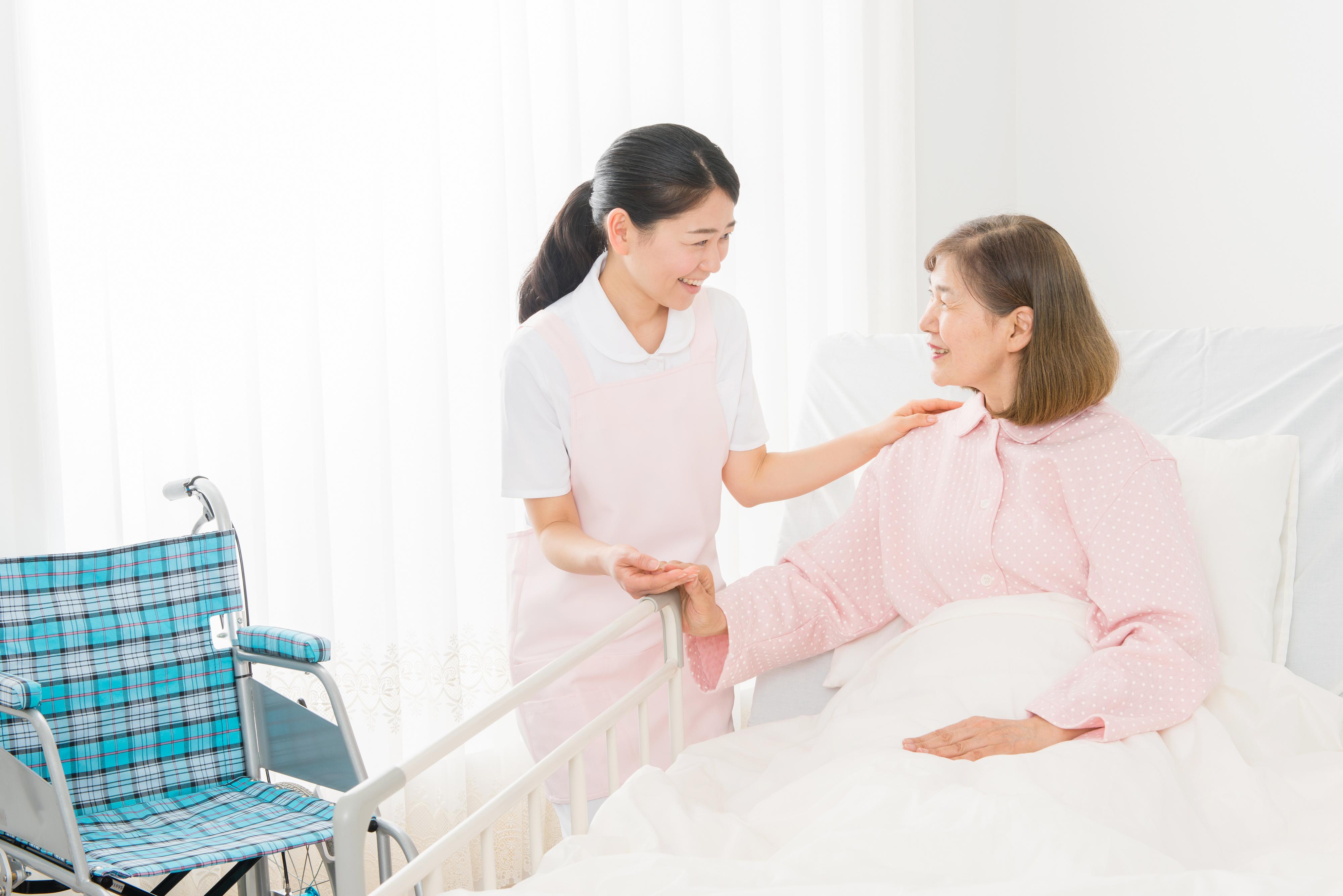高齢化社会に向けて介護福祉を知る