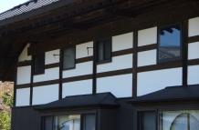 独特の風合いがある外観をつくる「モルタル・漆喰」