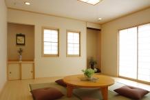 和室のリフォームに床暖房
