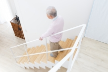 階段のバリアフリー リフォーム