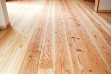 賃貸でも、自分の好みに合わせた床に変えることが可能です