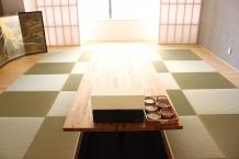 洋室も和風のデザインに変えることが可能。リフォームの相場とは