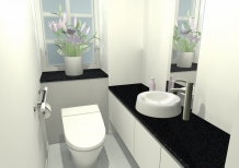 和式トイレから洋式トイレにリフォームを