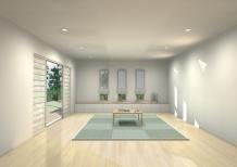 和室も洋室も思い通りにリフォームし、より快適な空間に