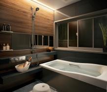 高級ホテルが認める重厚感と美しさ、鋳物ホーロー浴槽の贅沢システムバス タカラスタンダード プレデンシア